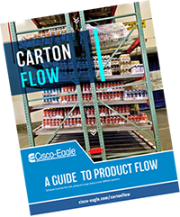 Carton & Gravity Flow Brochure Cover