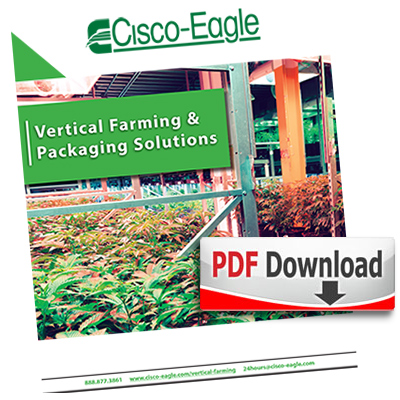 Vertical farming brochure