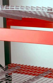 Pallet Rack Decking