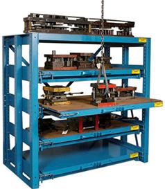 Rack Engineering Glide-Out Shelf Rack