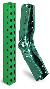 Steel King Pallet Rack, Steel King Tubular Racks