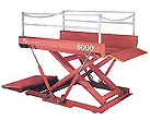 Loading Dock Lifts - Scissor Lift for Docks