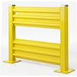 Steel King Heavy Duty Steel Guard Railing Systems